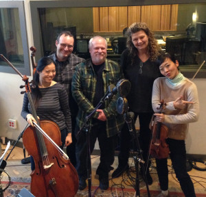 Animal Spirits Ensemble Jan 2016 Dubway Studios, NYC